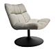 Dutchbone Bar Lounge stoel-Grijs