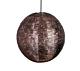 Dutchbone Cooper round hanglamp-Ø 30 cm