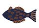Ferm Living Fish Tufted wand-en vloerkleed