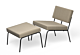 FEST Monday fauteuil-Juke - 51 Khaki