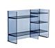 Kartell Sound-Rack kast-Donker blauw