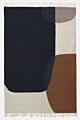 Ferm Living Kelim Merge vloerkleed-140x200 cm