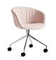 Hay AAC 25 Soft stoel-Mode 26-Gepolijst aluminium