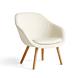 HAY AAL82 fauteuil-Olavi by HAY 01-Water-based gelakt eikenhout