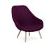 HAY AAL92 fauteuil-Divina Melange 671-Gezeept