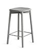 Hay Soft Edge 32 barkruk -Soft grey-Zithoogte 65 cm