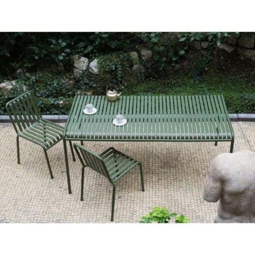 Hay Palissade tuintafel 170x90 cm-Olive