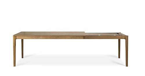 Ethnicraft Teak Bok extendable eettafel-180/280x100 cm