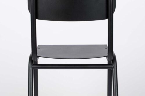 Zuiver Back to School outdoor stoel-Black