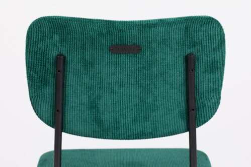 Zuiver Benson stoel eetkamerstoel -Groen