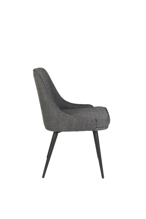 Dutchbone Magnus stoel-Grey