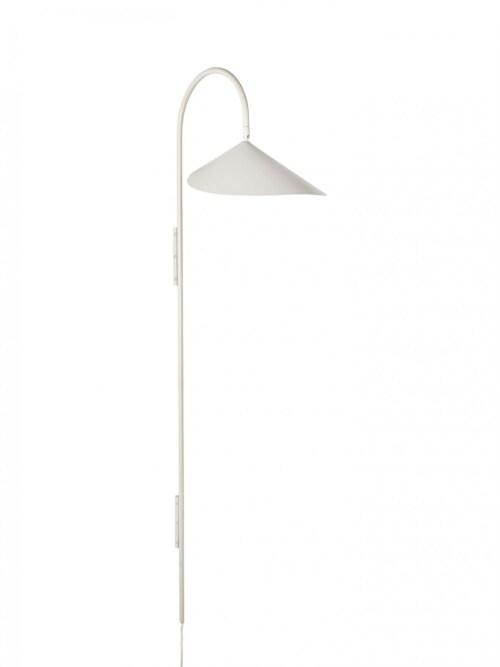 Ferm Living Arum lang wandlamp-Cashmere