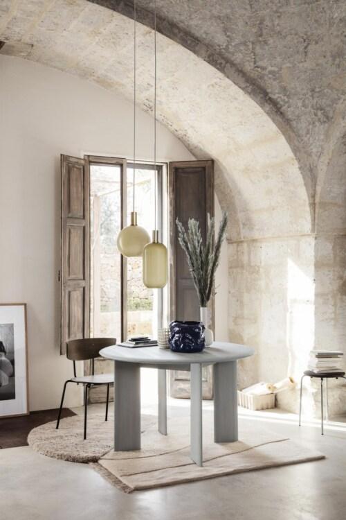 Ferm Living Herman stoel- Donker Eiken