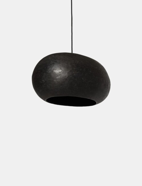 Ay Illuminate Pebble large hanglamp-Black