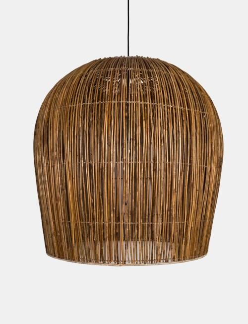 Ay Illuminate Rattan Bulb large hanglamp