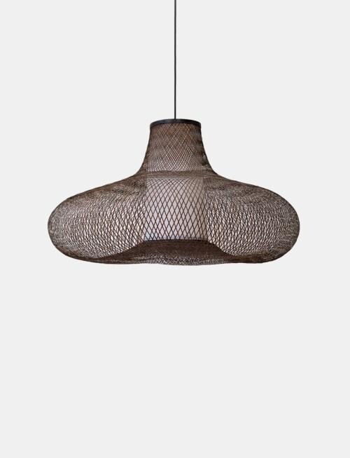 Ay Illuminate May large hanglamp-Bruin