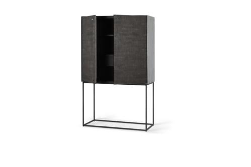 Ethnicraft Teak Grooves Storage Cupboard kast