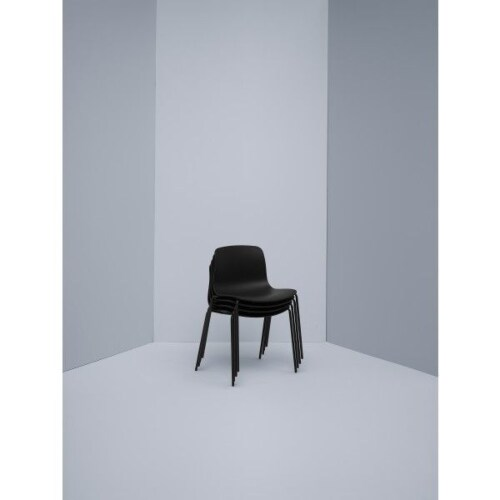 HAY About a Chair AAC16 wit onderstel stoel-Khaki