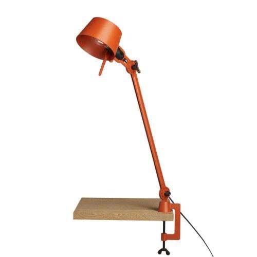 Tonone Bolt 1 Arm Clamp bureaulamp-Thunder blue