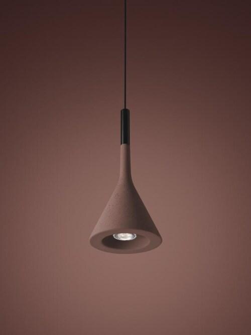 Foscarini Aplomb hanglamp-Rood