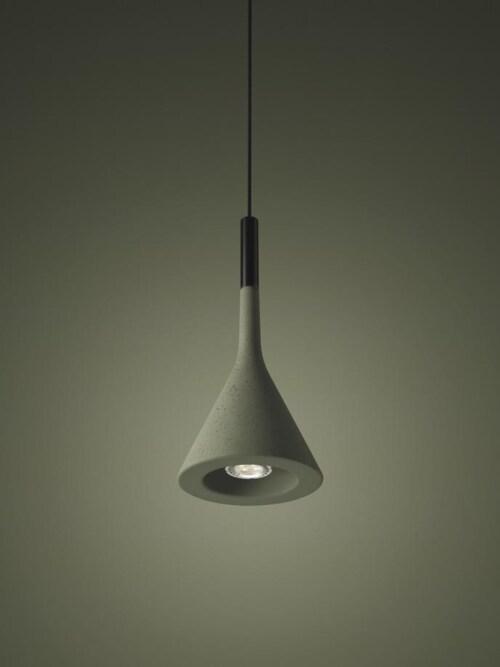 Foscarini Aplomb hanglamp-Groen