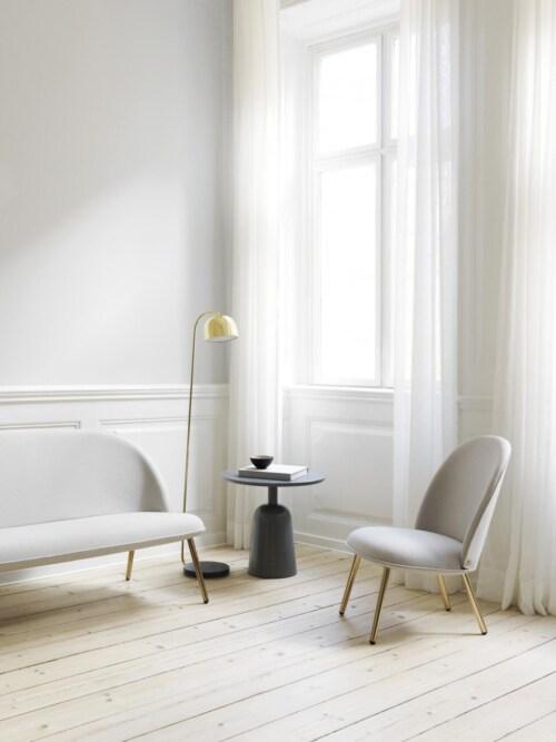 Normann Copenhagen Turn Table bijzettafel-Black