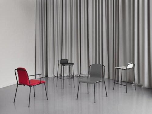 Normann Copenhagen Studio armstoel-Brown
