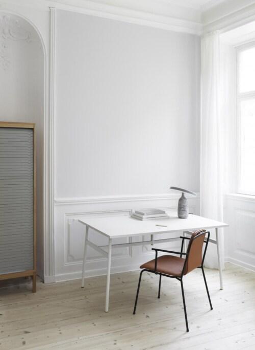 Normann Copenhagen Studio armstoel-Black