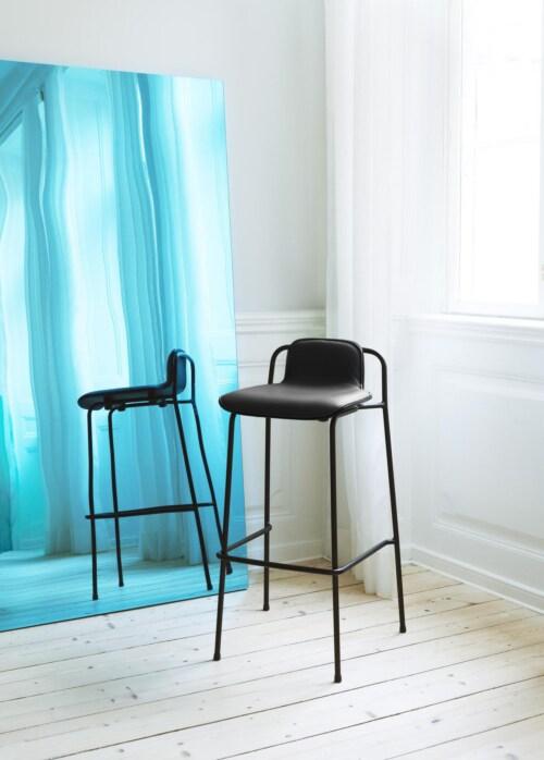 Normann Copenhagen Studio barkruk-Green-Zithoogte 65 cm