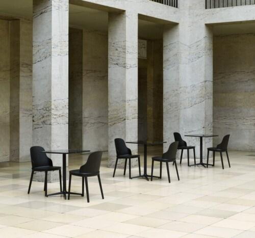 Normann Copenhagen Allez vierkant 3L tafel -Black