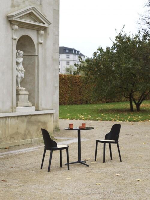 Normann Copenhagen Allez 4L vierkant groot tafel-Sand