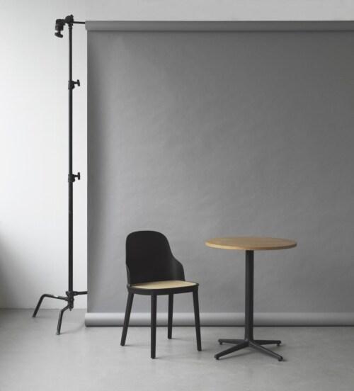 Normann Copenhagen Allez rond Ø60 4L tafel-Black