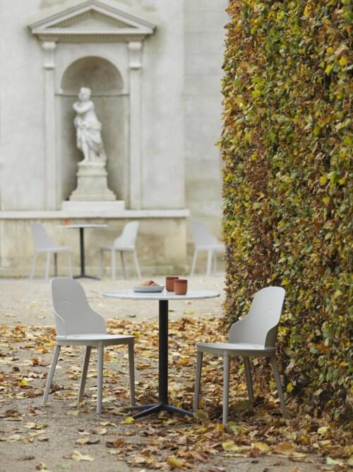 Normann Copenhagen Allez vierkant 3L tafel -White