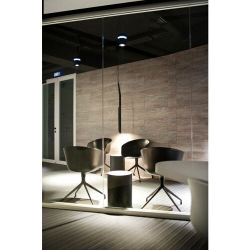 HAY About a Chair AAC20 zwart onderstel stoel-Wit
