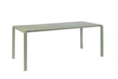 Zuiver Vondel Garden tuintafel-Green-214x96,7x75 cm