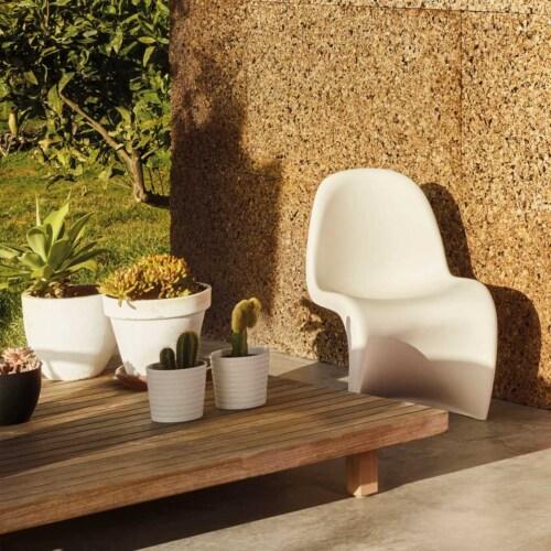 Vitra Panton Chair stoel-Wit