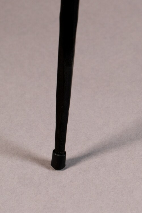 Dutchbone Pepper bijzettafel-Black-40x35 cm (ØxH)