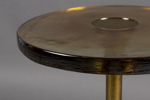 Dutchbone Sue bijzettafel-Brass