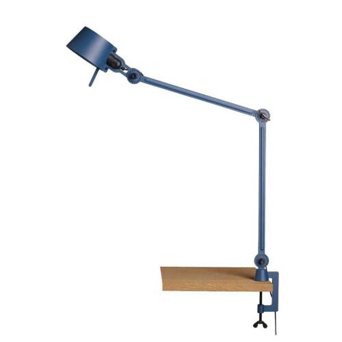 Tonone Bolt 2 Arm Clamp bureaulamp-Midnight grey