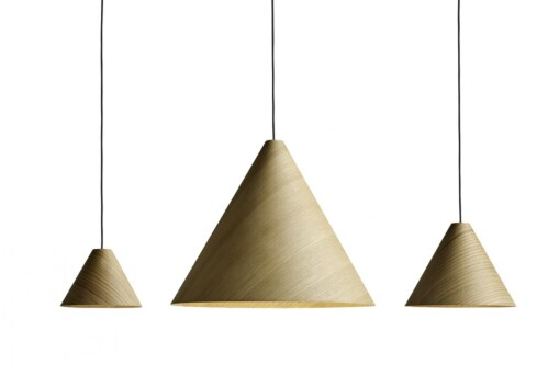 Hay 30Degree hanglamp-Ø 33,5 cm-Natural