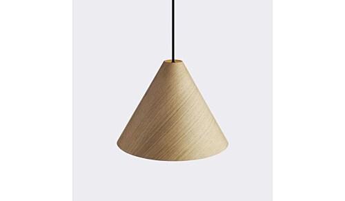 Hay 30Degree hanglamp-Natural-∅ 24 cm