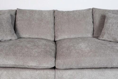 Zuiver Sense sofa bank-Licht grijs