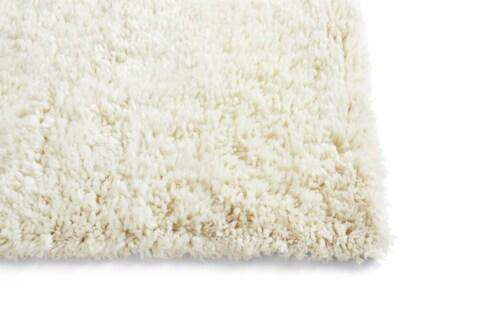 HAY Shaggy Rug vloerkleed-Cream-200x140 cm
