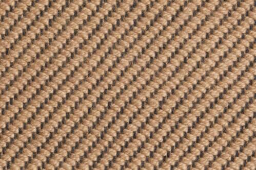 HAY Bias Rug vloerkleed-Cappuccino-170x240 cm