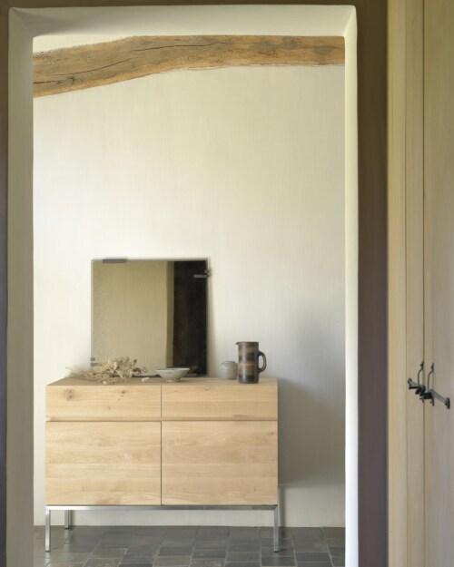 Ethnicraft Ligna Oak dressoir -2 deurs