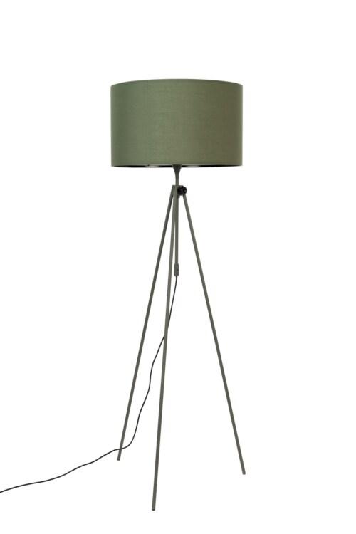 Zuiver Lesley vloerlamp-Groen