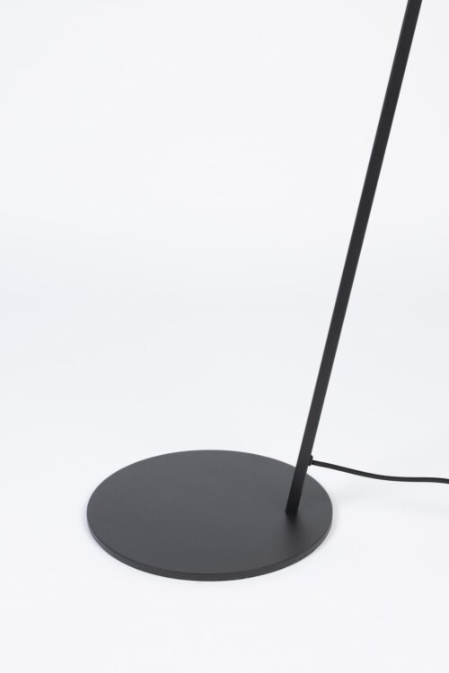 Zuiver Lau vloerlamp-Black