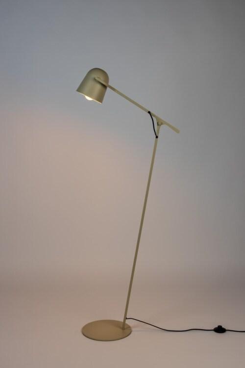 Zuiver Lau vloerlamp-Brown Rice