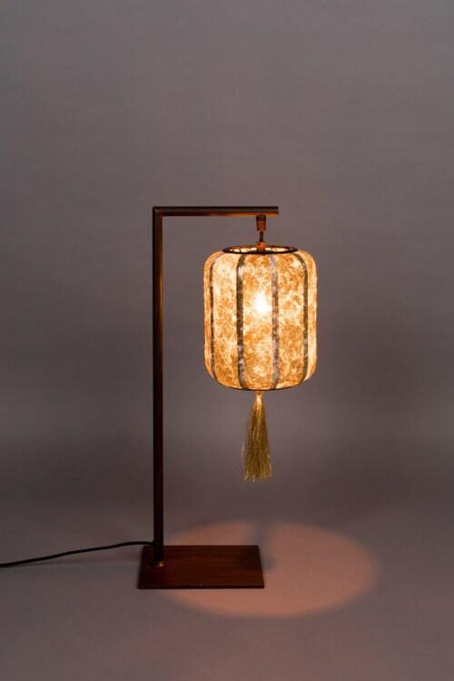 Dutchbone Suoni tafellamp-Goud