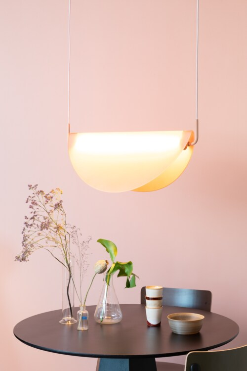 Zuiver Rani hanglamp-Pink